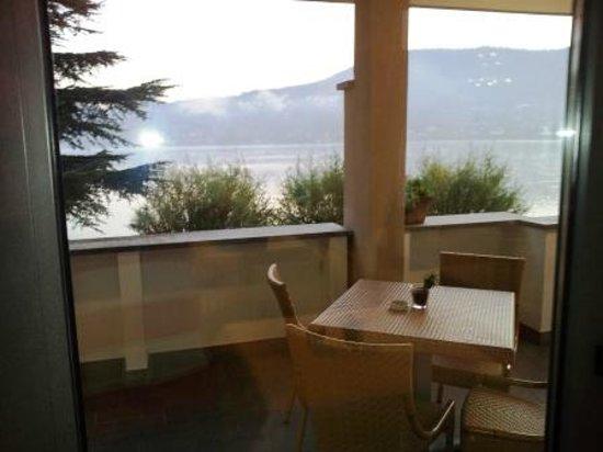 """Hotel Chalet del Lago """"La Libellula"""": sala colazione"""