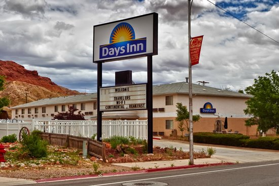 Days Inn Moab: exterior