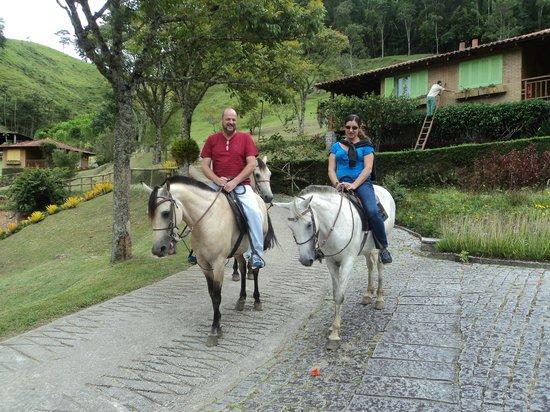 Parador Lumiar:                   Cavalgada