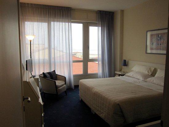 Sina Astor:                   room