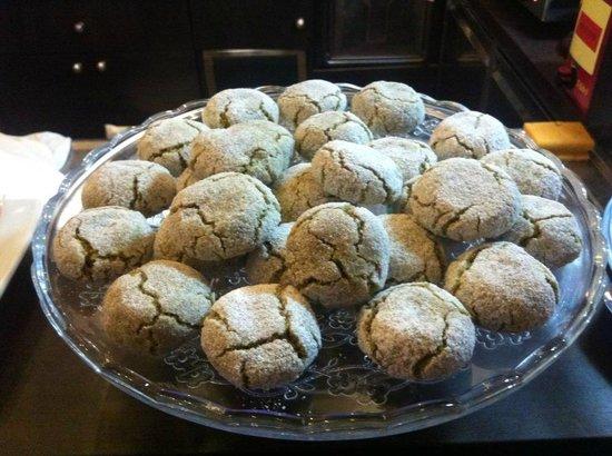 Ristorante Caffe Bocconi: Paste di pistacchio