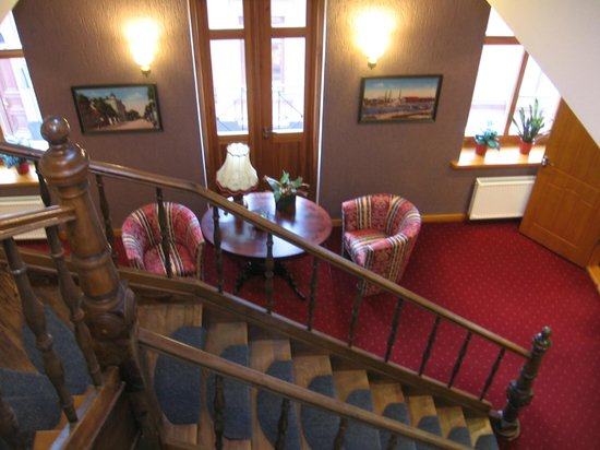 Hotel Vilhelmine: The hall in the 2nd floor