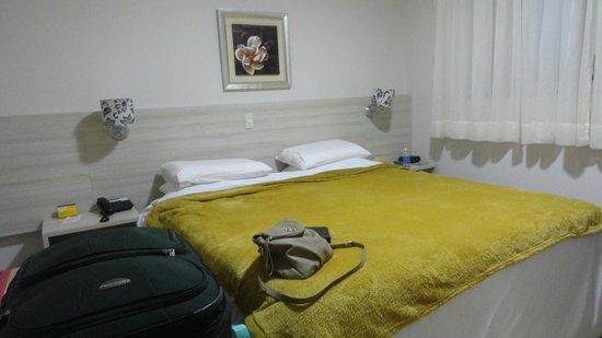 Taroba Hotel:                   cama D-E-L-I-C-I-O-S-A