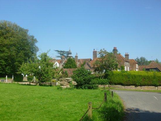 The Stag & Huntsman at Hambleden: Village of Hambleden