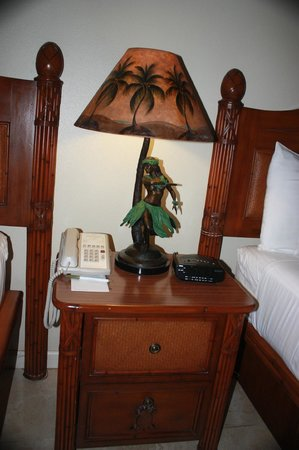 Aston Islander on the Beach: Decor has an 'island' feel!