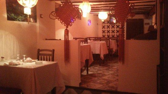 Le SAIGON: Le restaurant