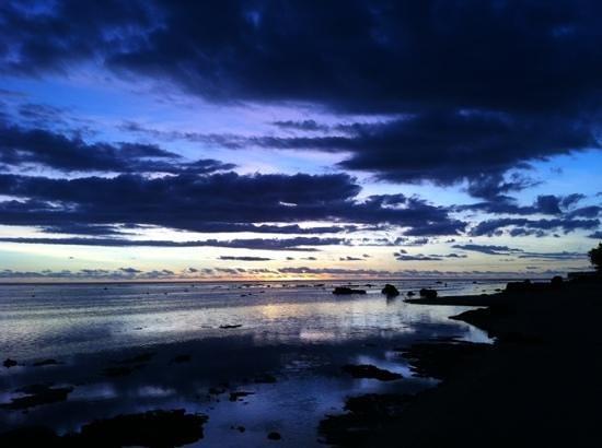 Beach Cocomo: Sunset