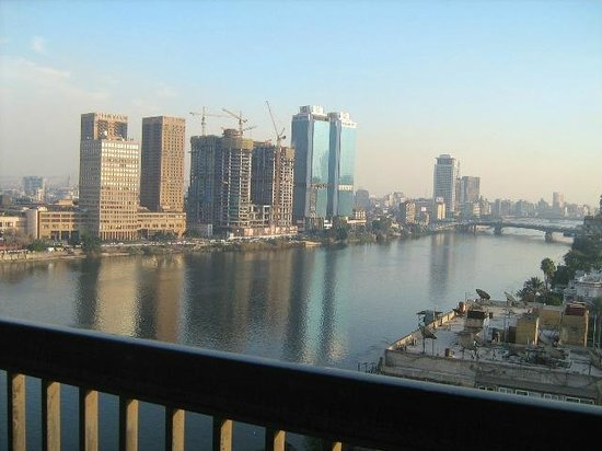 Hilton Cairo Zamalek Residences: من الدور العاشر