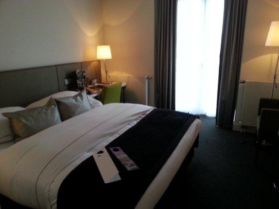 Park Hotel Amsterdam:                   Bedroom