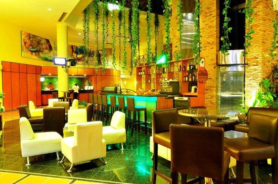 Acarigua, Venezuela: Lobby del Hotel