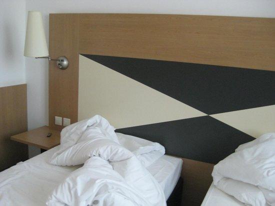 Mercure Hotel Frankfurt Eschborn Süd: The double room