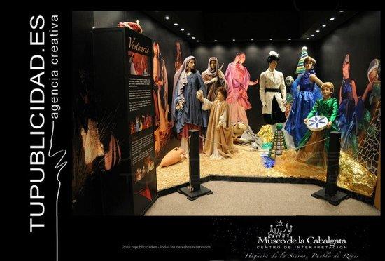 Museo de la Cabalgata: Vestuario