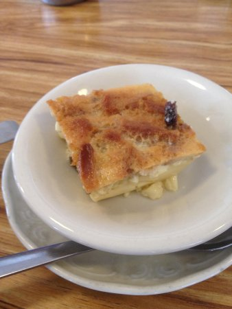 Gateway Restaurant:                   Bread Pudding