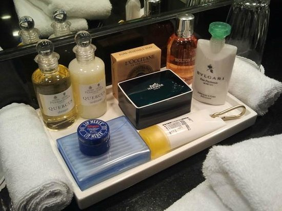 ‪‪Parker Palm Springs‬: Parker Palm Springs - Bathroom Amenities‬