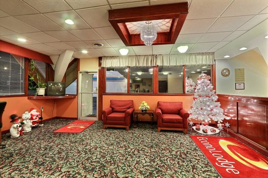 Econo Lodge: Lobby Area