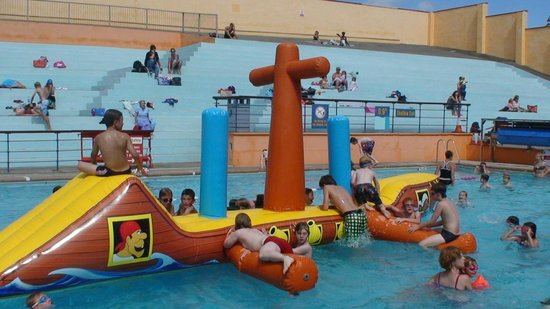 Pac tri triathlon picture of portishead open air pool - Open air swimming pool portishead ...