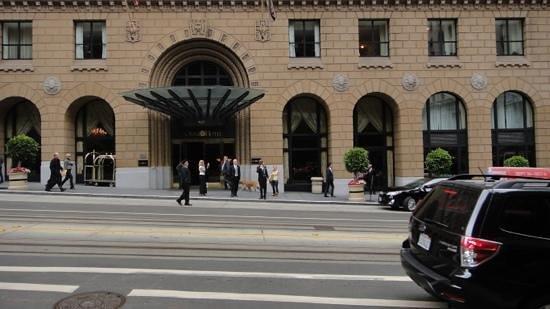 Omni San Francisco Hotel:                   Omni