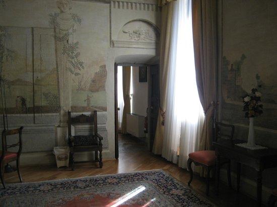 Hotel Palazzo Squarcialupi : Sitting area