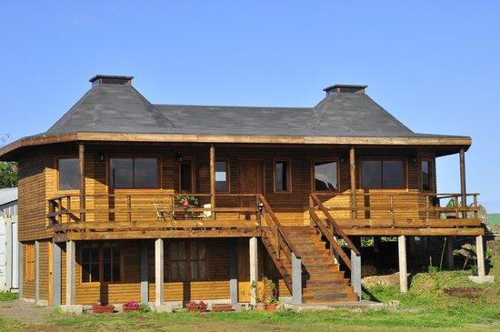 Cabanas Tokerau: Cabaña Tokerau