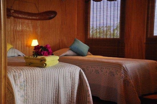Cabanas Tokerau: Habitaciones