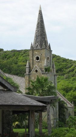 Canouan Resort at Carenage Bay - The Grenadines:                   Chapel