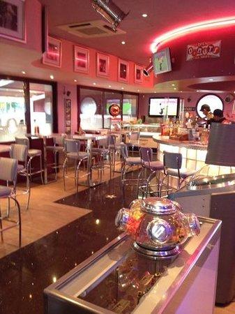 Ed Wood Cafe : Edwood café Talence
