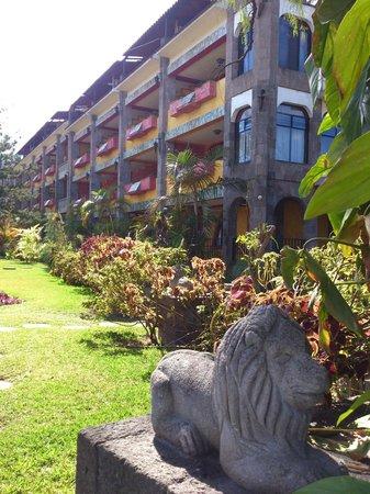Hotel Tiosh Abaj: Hotel