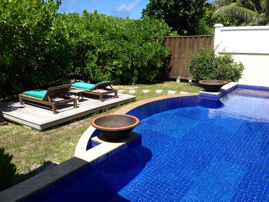 Banyan Tree Seychelles: Villa
