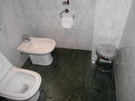 NH Malaga : WC