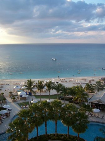 The Ritz-Carlton, Grand Cayman: Penthouse View, Ritz Carlton Grand Cayman