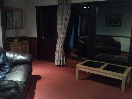 Conifers Leisure Park: Living Room