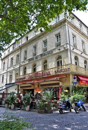 Hotel de l'Horloge: Hotel De L'Horloge, Avignon, France