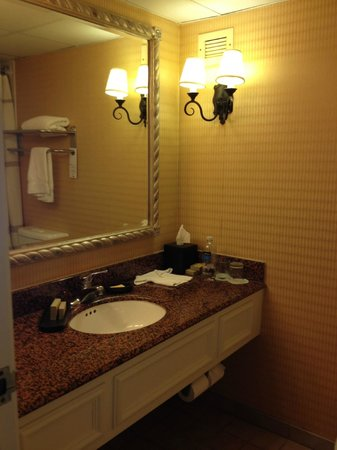 San Antonio Marriott Riverwalk: Room 2401