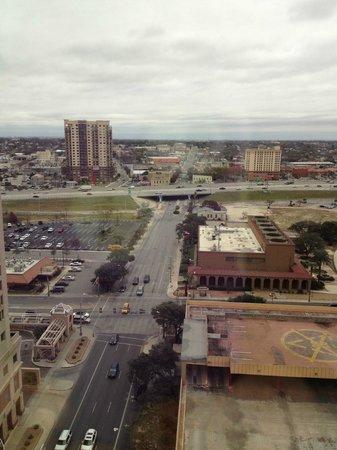 San Antonio Marriott Riverwalk: View from 2401