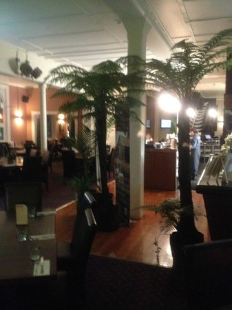 GPO: The space is high enough to grow trees while you dine