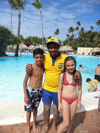 Iberostar Dominicana Hotel: GRACIAS LOIS!!