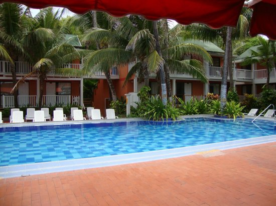 Decameron San Luis: pool