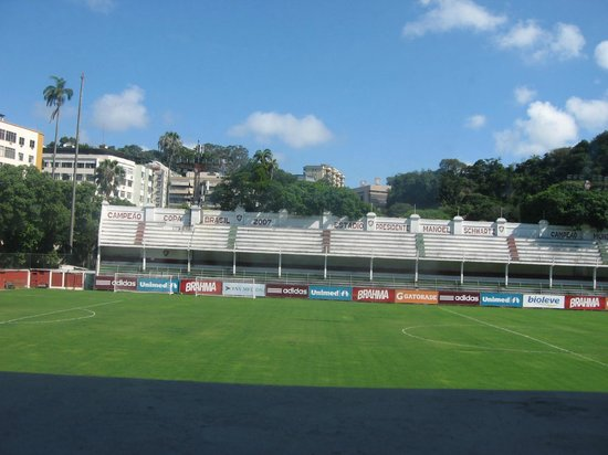Laranjeiras Stadium: Estadio del Fuminense Fútbol Club