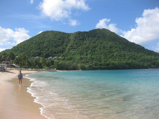 Coco Palm Resort:                   St Lucia's unspoilt, breathtaking scenery.
