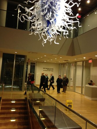 Mint Museum Uptown:                   Chihuly