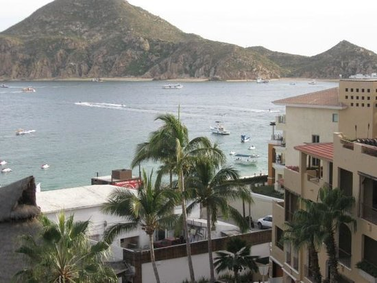 ME Cabo:                   View from 6th floor