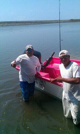 Zapata Fishing: Roy and Rudy
