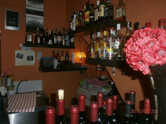 The Vagabond: bar