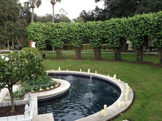 Jekyll Island Historic District: gardens