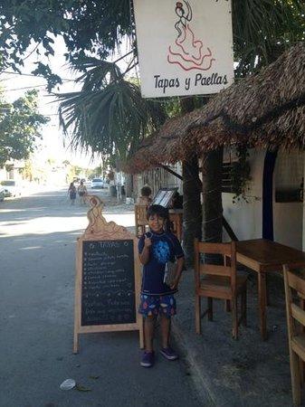 La Gloria de Don Pepe : tapas deliciosas a mis hijos les encantaron