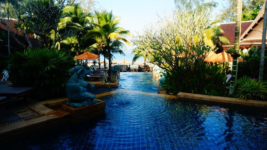Amari Vogue Krabi:                   One of the many pools