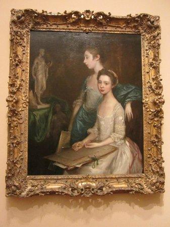 Worcester Art Museum : Gainsborough