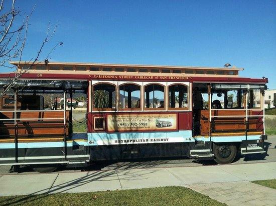 Temecula Cable Car Wine Tours