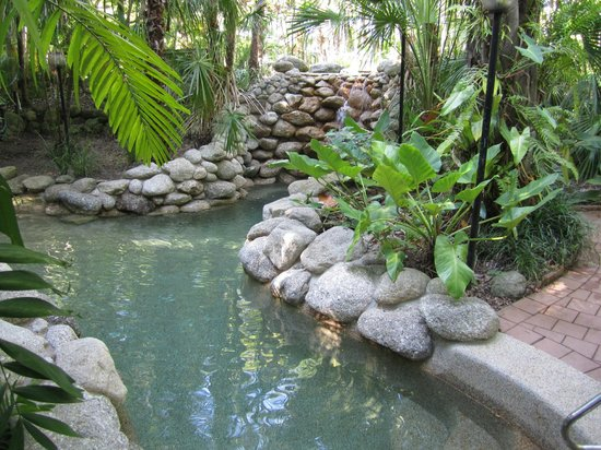Kewarra Beach Resort & Spa : the far pool