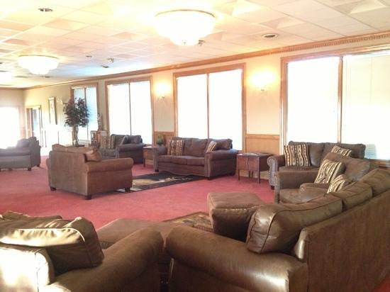 Hillhigh Hotel, Spa and Golf:                   Lobby